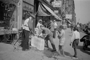 Ice Dealers in Harlem in the 1920s and 1930s | Digital Harlem Blog
