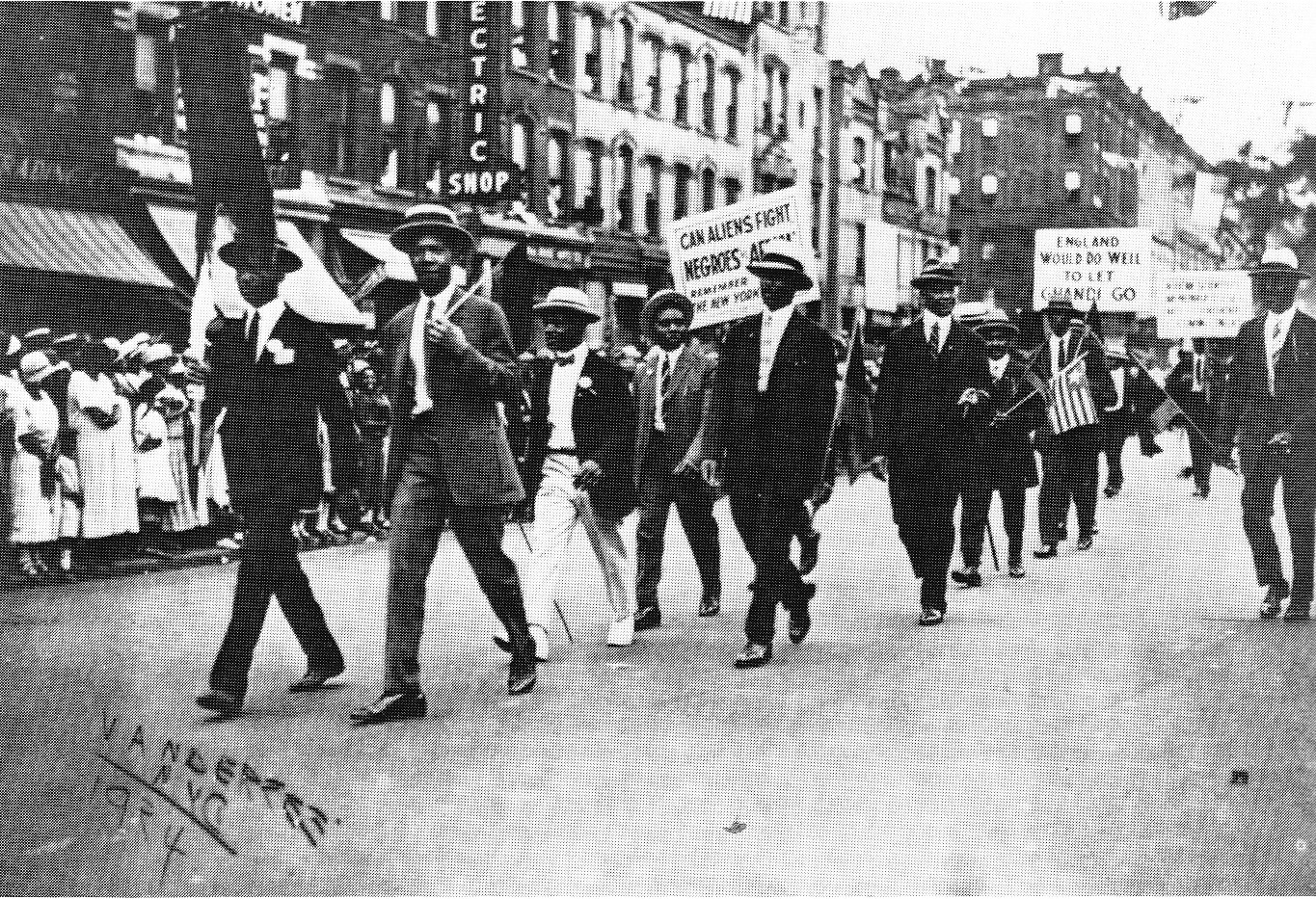 Back to Africa Movement 1920