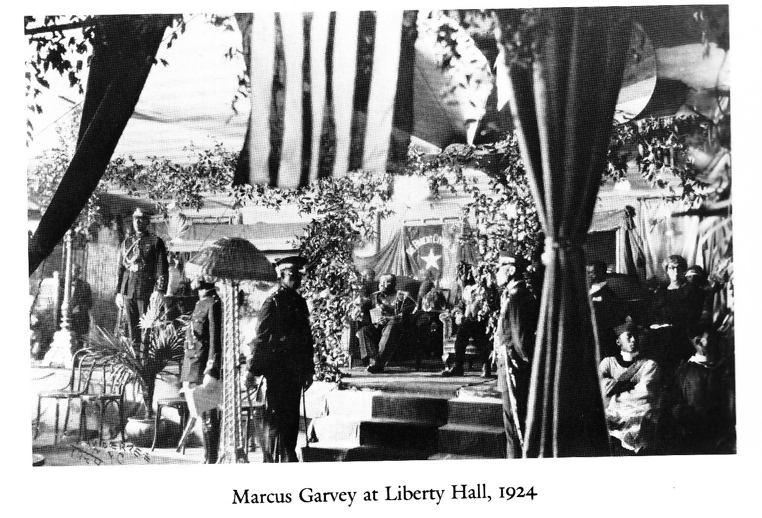 Image result for garvey unia liberty hall