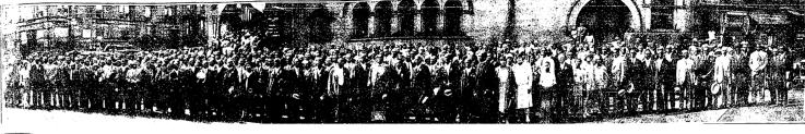 Baptist delegates