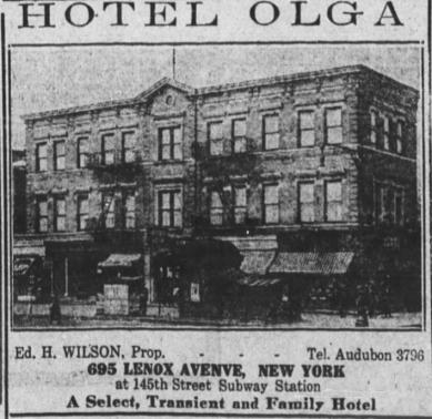 Hotel Olga Ad