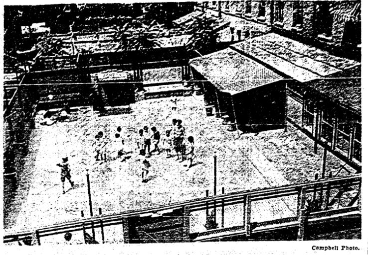 Urban League playground 1930